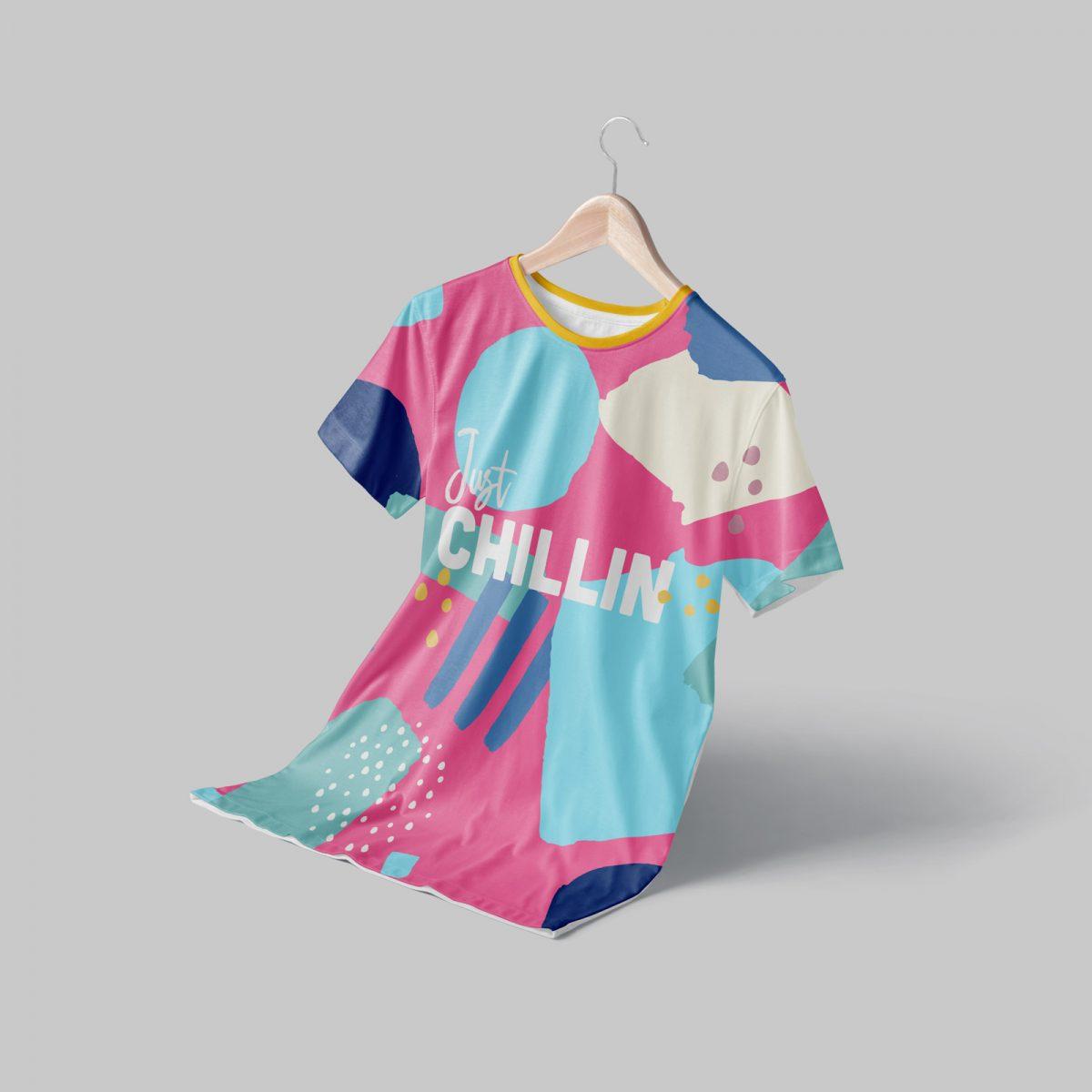 t-shirt-design-by-jb-design-studio-just-chillin